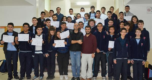 EMU Provides Java Training Course for Famagusta Turkish Maarif College Students