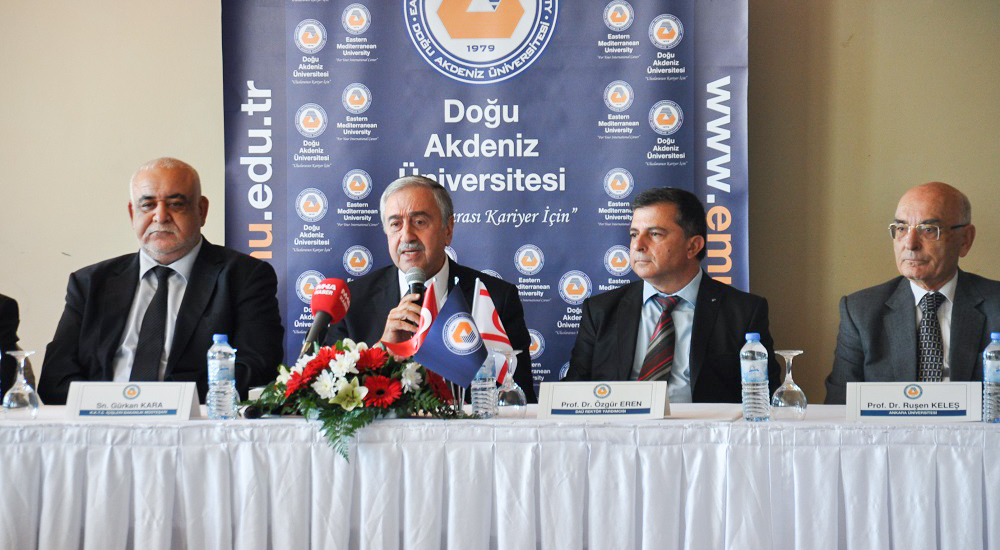 President Akıncı Shows Full Support to Workshop