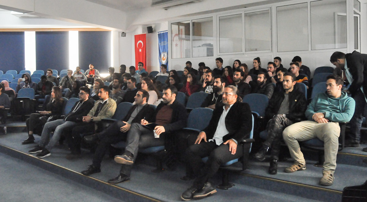 "EMU Hosted a Seminar Titled ""Cloud Technologies and It Career"""