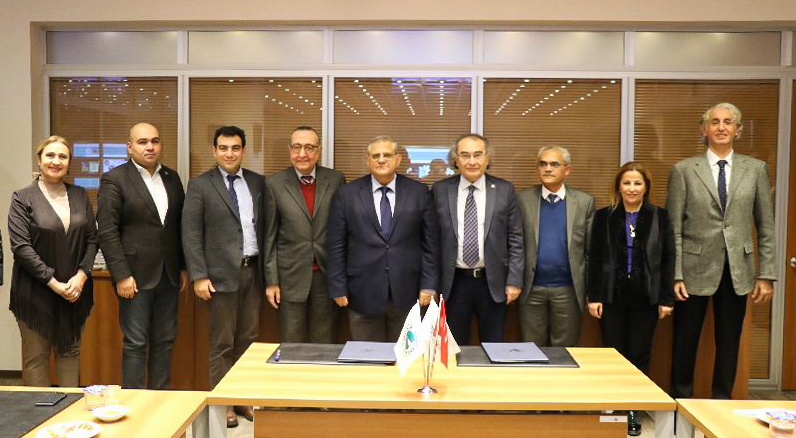 EMU Collaborates with Another Institution of Higher Education