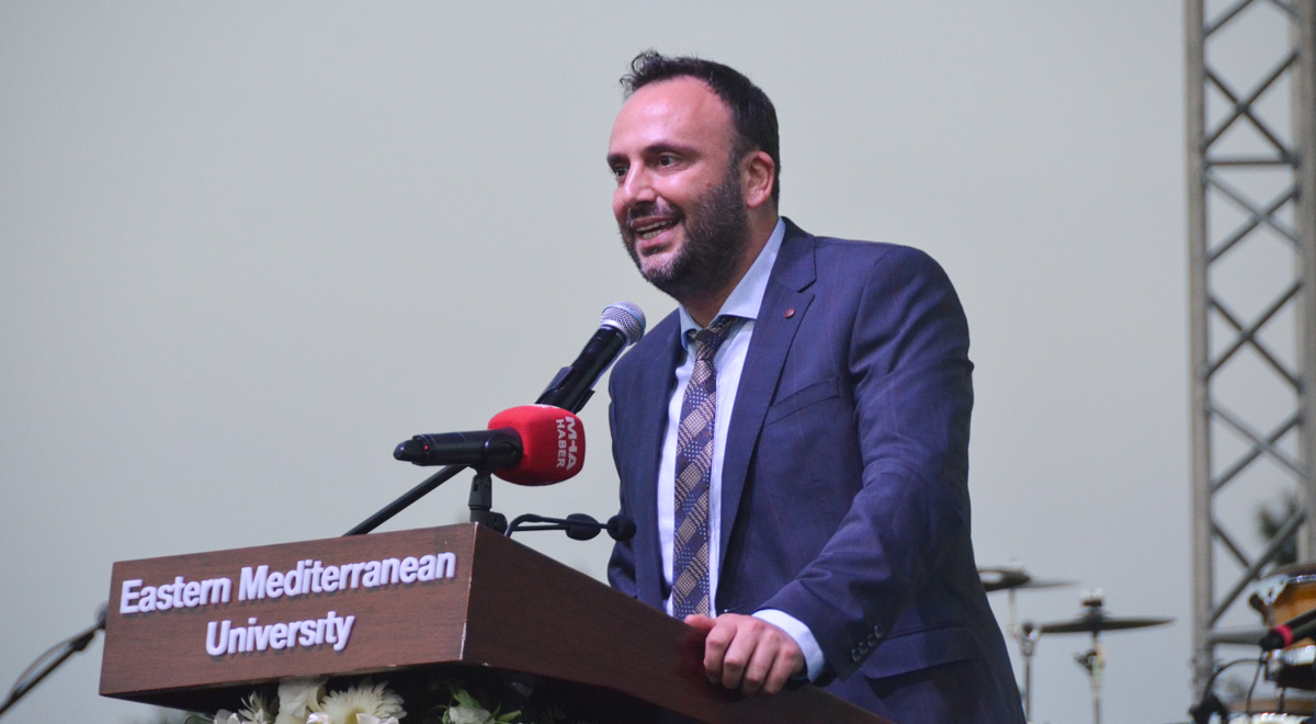 Minister of Labour and Social Security Zeki Çeler