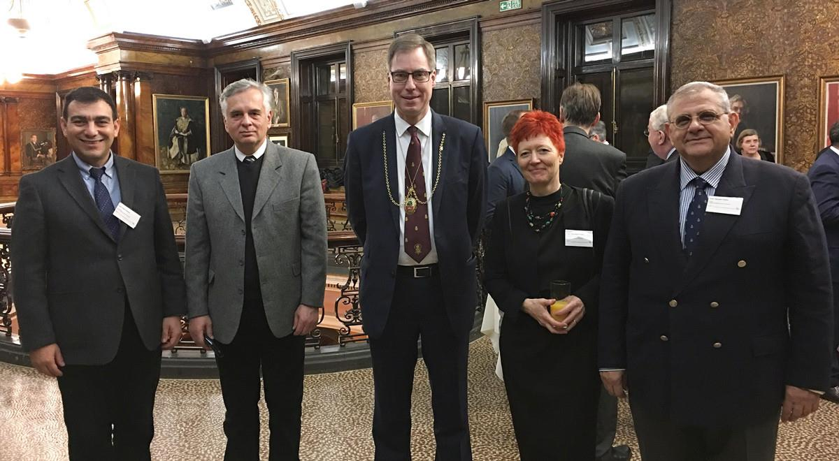 EMU Attends Magna Carta Meeting
