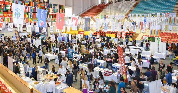 EMU Hosting 6th International Career Fair