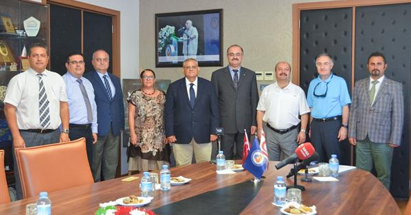 EMU and ITU-TRNC Education and Research Campuses Sign Collaboration Protocol