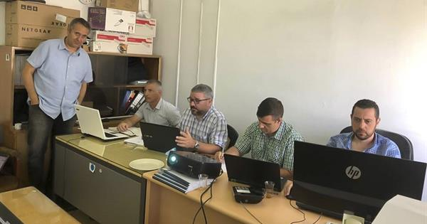EMU and TRNC Department of Telecommunication Start Cisco CCNA R&S Certification Program Project