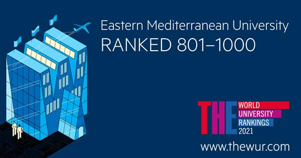 EMU is Among The Best Universities of the World