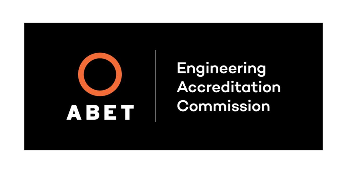 Civil Engineering, Computer Engineering, Electrical and Electronic Engineering, Industrial Engineering, Mechanical Engineering, Programs are accredited by the  Engineering Accreditation Commission of ABET